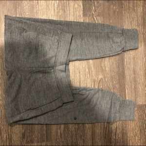 Lululemon LAB joggers Grey Size 4